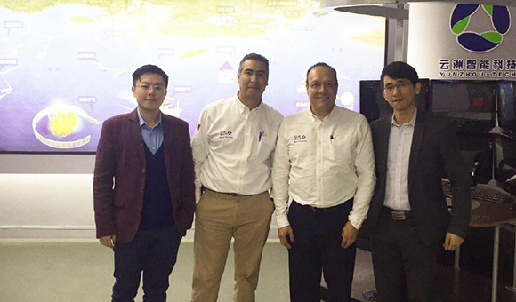 Mexico Debisa Environment Protection Company Visited Oceanalpha