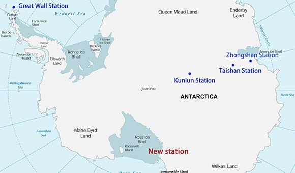 Mystery of Antarctica
