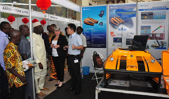 Ocean Alpha introduces new technology to curb water pollution in Ghana