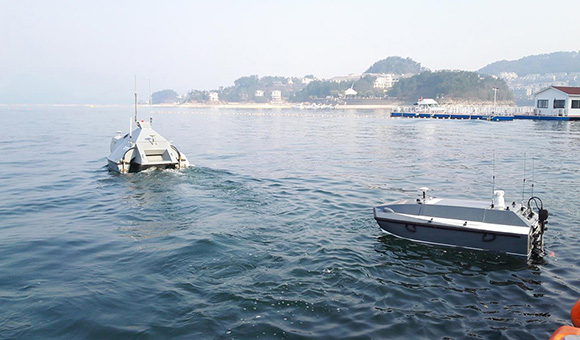 Oceanalpha conduct joint demonstration with Teledyne Marine