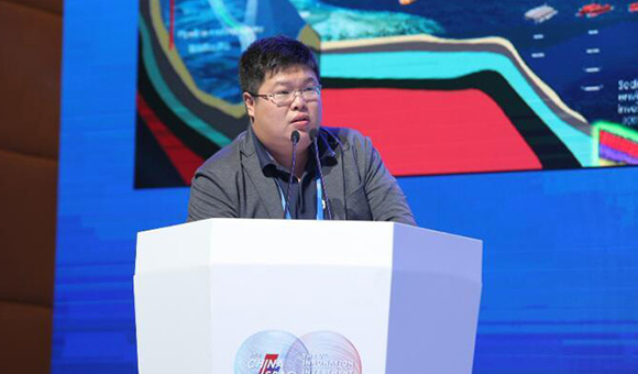 USV Causes Hot Discussion at China Israel Summit