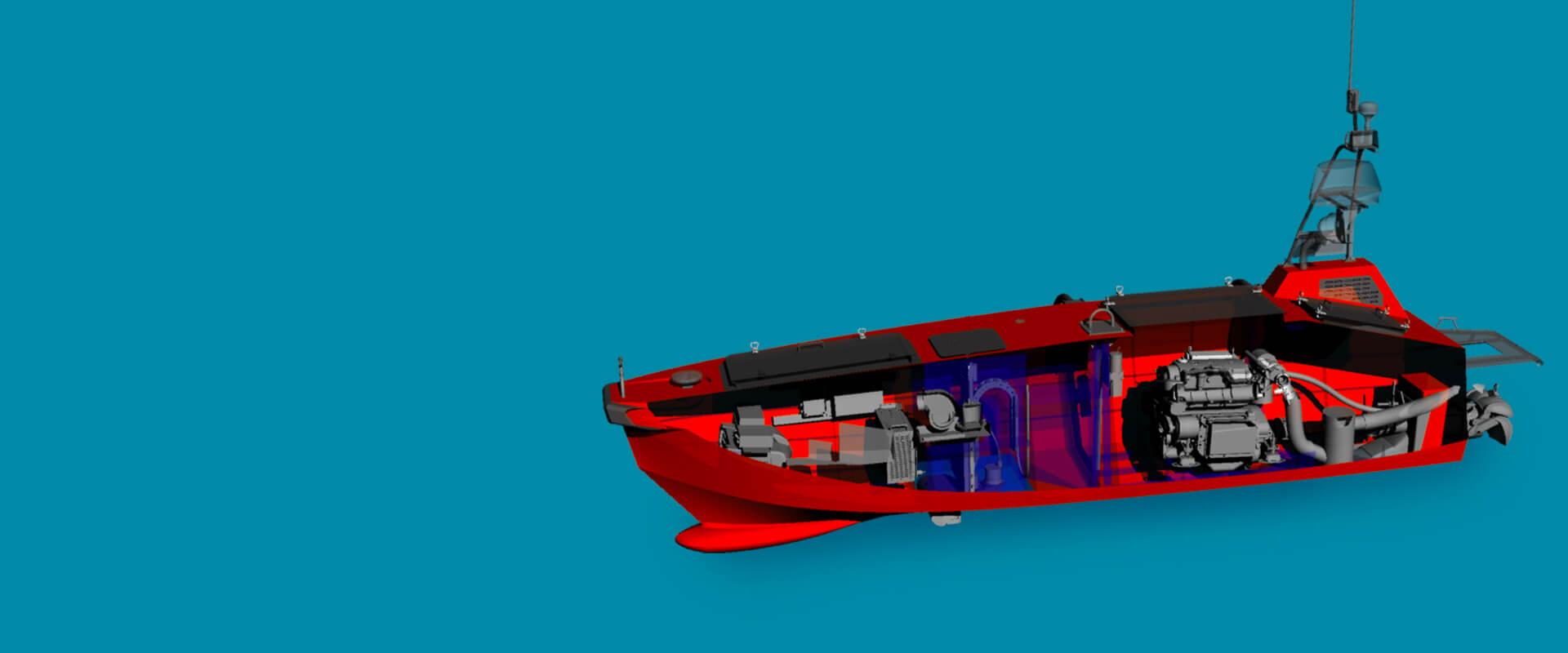 M80 hull equipment